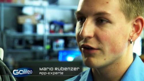 Interview Galileo 2013