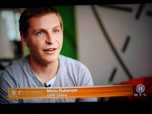 Interview RTL2 2014